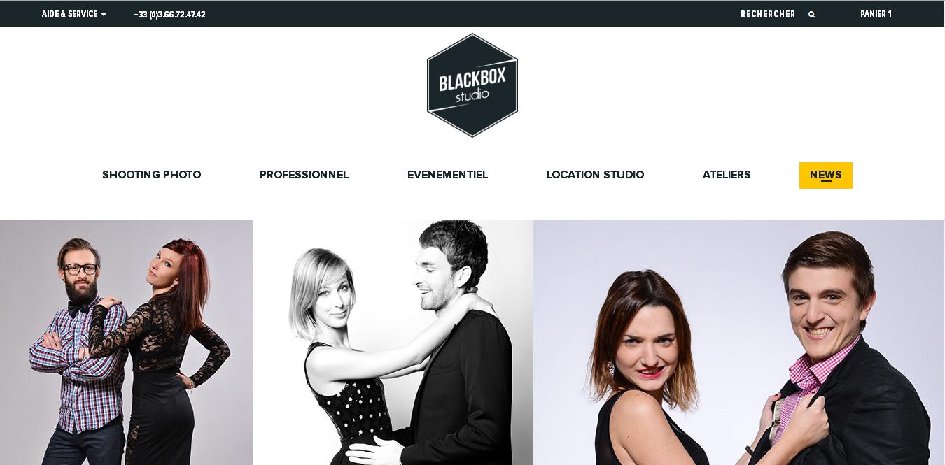 BlackBox Studio