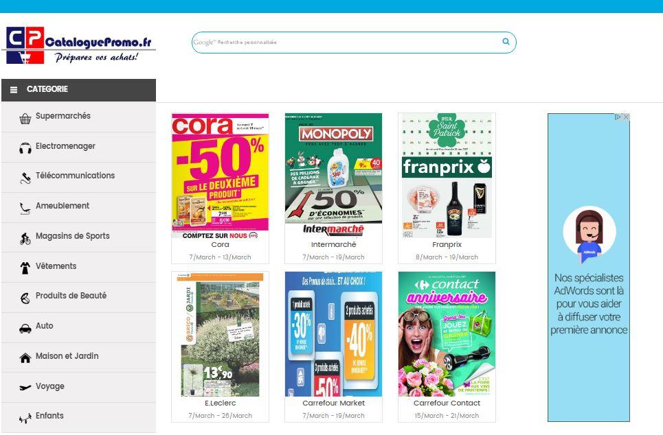 Cataloguepromo.fr